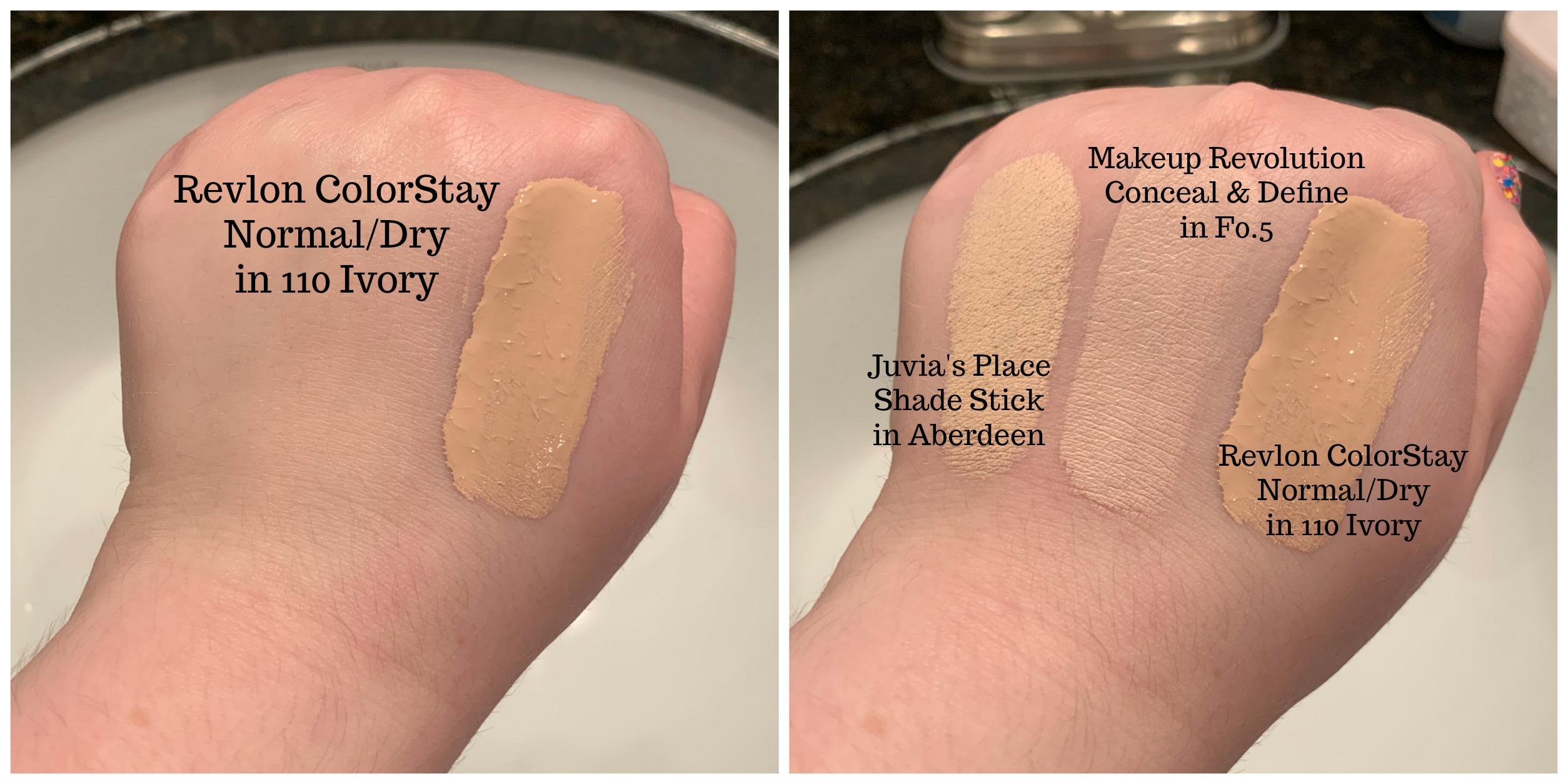 Foundation Friday Revlon Colorstay Normal Dry The Hannah Hardy