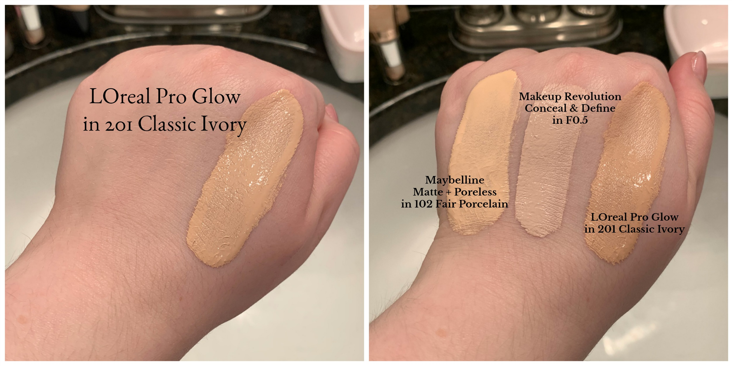 Foundation Friday Loreal Infallible Pro Glow The Hannah Hardy